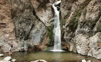 Eaton Canyon Falls Hike - Los Angeles Waterfall