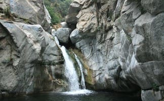 Hermit Falls Hike - Los Angeles Waterfall