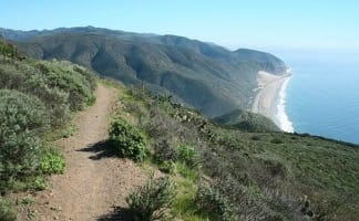 Point Mugu State Park hike