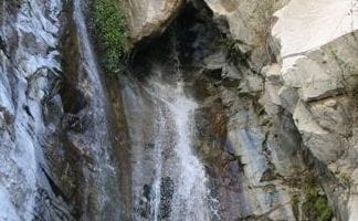 Millard Canyon Falls Hike - Los Angeles Waterfall