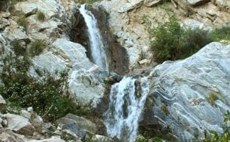 Rubio Canyon Hike - Los Angeles Waterfall