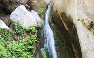 Santa Ynez Falls Hike - Los Angeles Waterfall