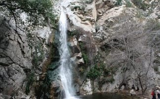 Sturtevant Falls Hike - Los Angeles Waterfall