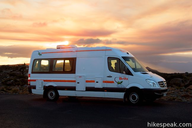 Britz Venturer Campervan | Australia | Hikespeak com