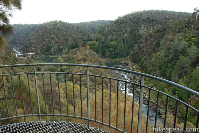 Cataract Gorge Zig-Zag Track