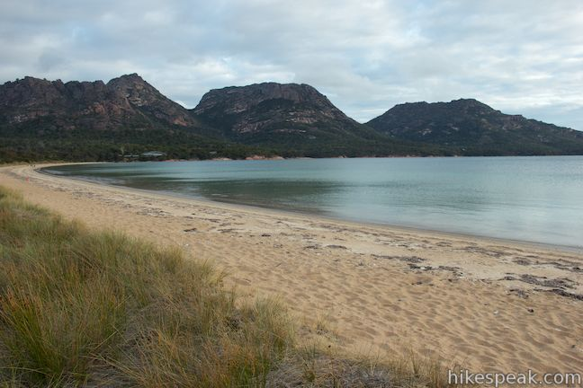 Richardsons Beach Freycinet