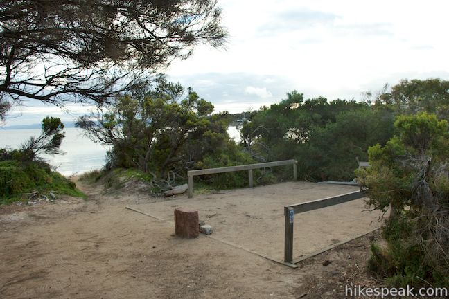 Richardsons Beach Campground