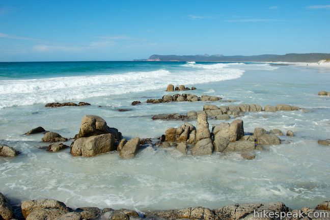 Friendly Beaches Tasmania