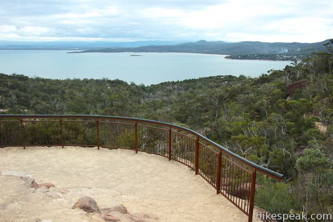 Coles Bay Lookout Freycinet National Park