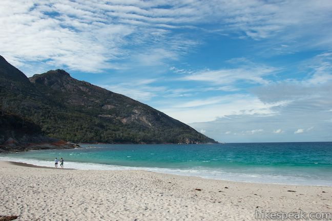 Wineglass Bay Beach Freycinet National Park