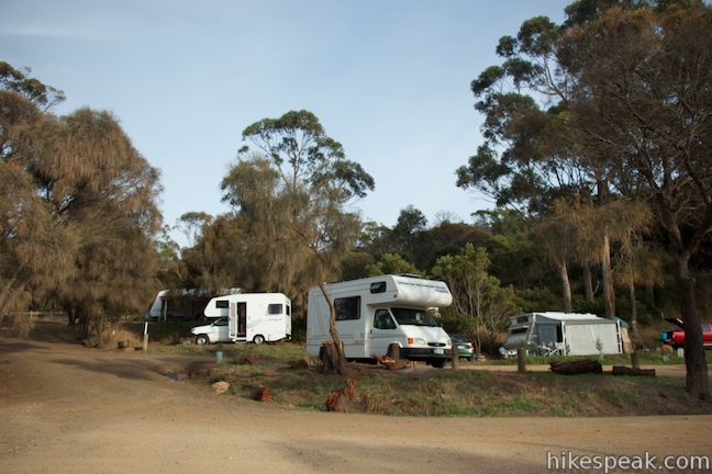 Mayfield Beach Conservation Area Campground