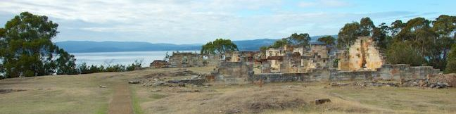 Coal Mines Historic Site Convict Precinct Walk Tasman Peninsula Tasmania Australia Hike Penal Colony Tour