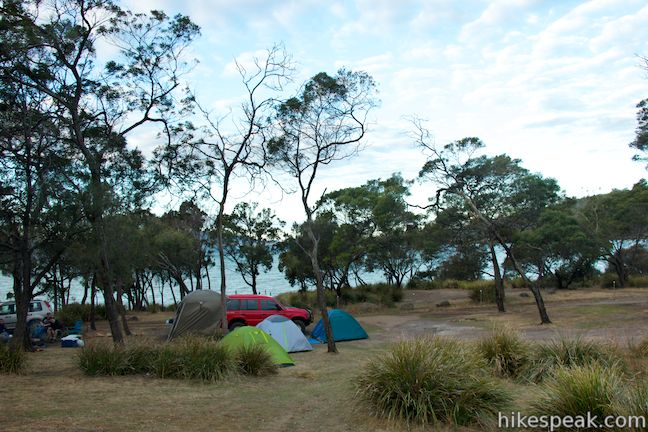 Lime Bay State Reserve Campground