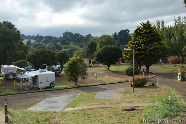 Treasure Island Caravan Park in Launceston