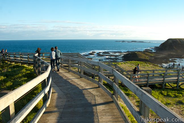 Phillip Island Nobbies Boardwalk