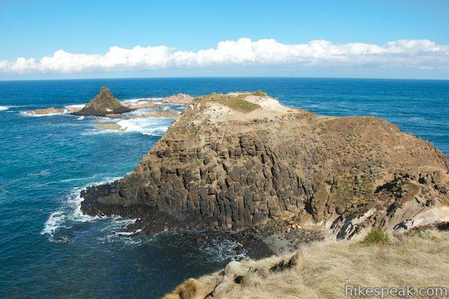 Pyramid Rock Phillip Island Australia