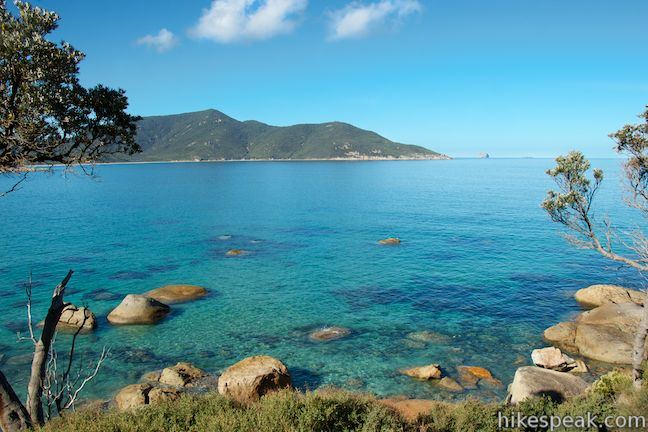 Little Oberon Bay Wilsons Promontory National Park