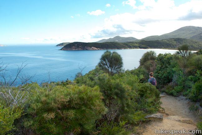 Norman Bay Walk Wilsons Promontory National Park