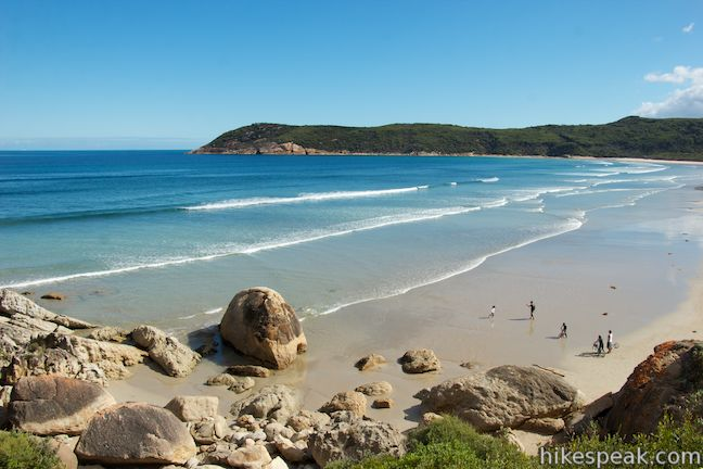 Norman Beach Wilsons Promontory National Park