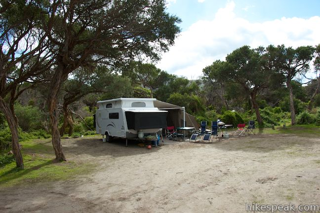 tidal river campground wilsons promontory australia. Black Bedroom Furniture Sets. Home Design Ideas
