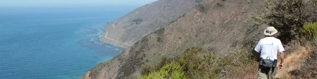 Cruickshank Trail Silver Peak Wilderness Los Padres National Forest Big Sur Hike