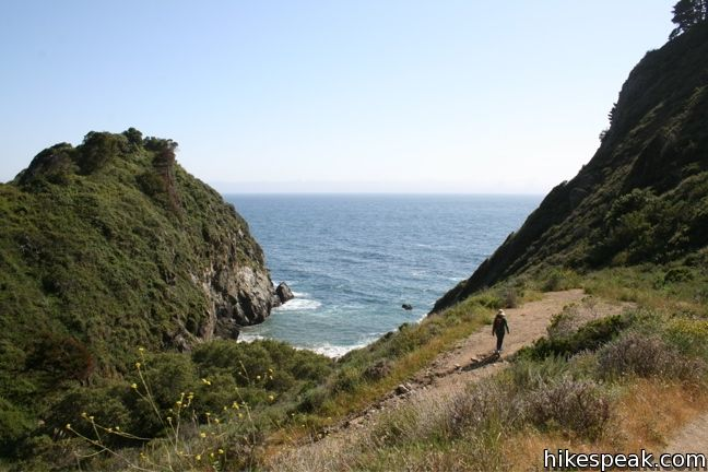 Partington Cove Trail Big Sur