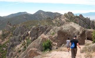 High Peaks Balconies Cave Loop Pinnacles National Park