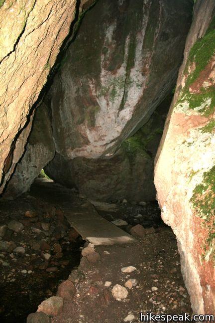 Bear Gulch Cave Trail Pinnacles National Monument