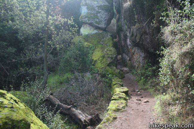 Bear Gulch Cave Pinnacles National Monument