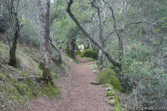 Bear Gulch Trail Pinnacles National Monument