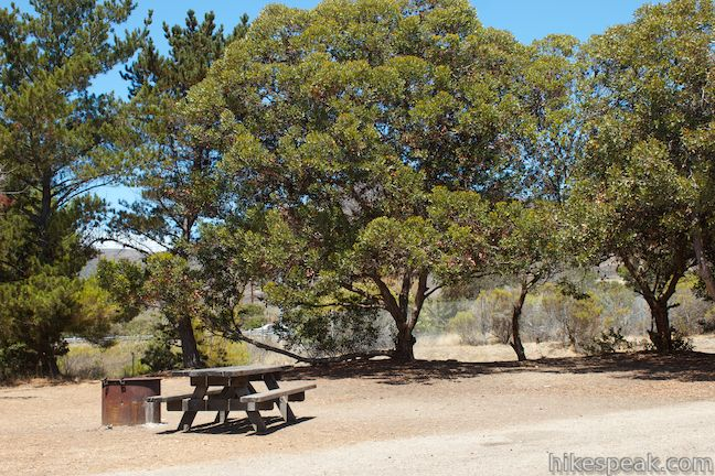 El Capitán State Beach Campground