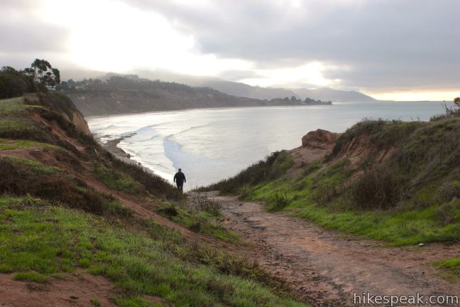 Carpinteria Bluffs Beach Access Trail