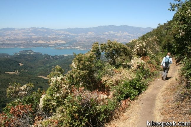 Tequepis Trail in the Los Padres National Forest