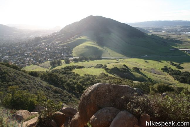 Bishop Peak Trail San Luis Obispo