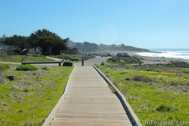 Moonstone Beach Drive Cambria Ca