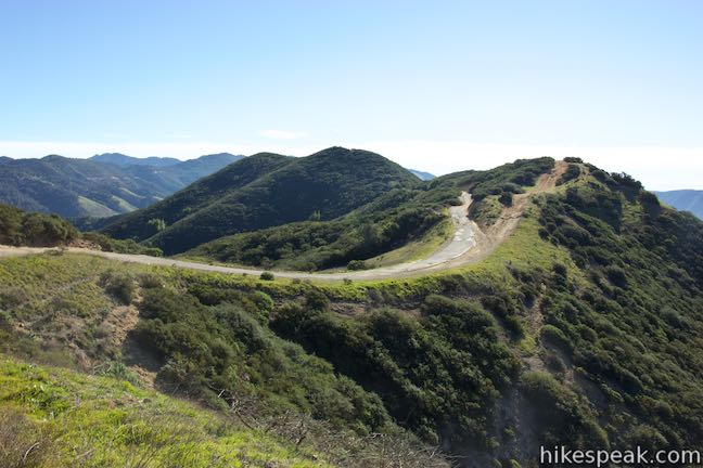 West Cuesta Ridge Road