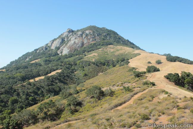 Bishop Peak Felsman Loop Trail