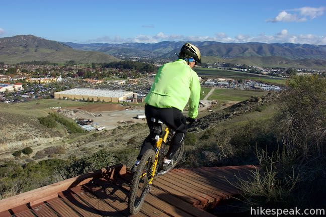 Chutes and Ladders Mountain Bike Trail