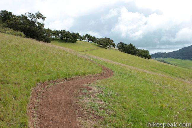 Johnson Ranch - Irish Hills Connector Trail