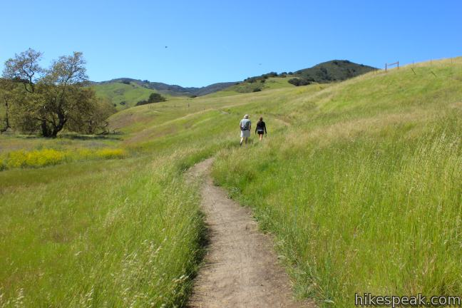 Hiking Johnson Ranch Loop