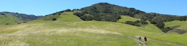 Johnson Ranch Open Space loop hike San Luis Obispo trail