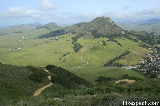This 3.5-mile hike summits the tallest of the Nine Sisters for excellent views over San Luis Obispo.