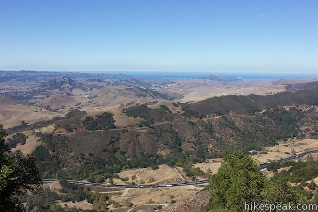 East Cuesta Ridge View