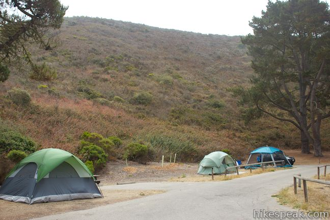 Montana de Oro Camping Islay Creek Campground