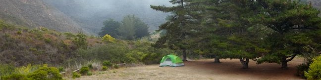 Islay Creek Campground Montaña de Oro State Park Camping Los Osos Camp San Luis Obispo California