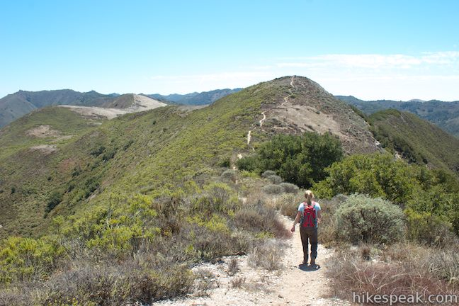Oats Peak Trail