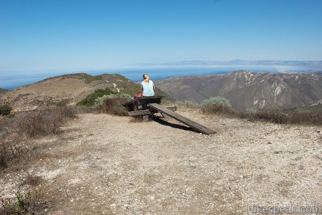 Oats Peak Summit