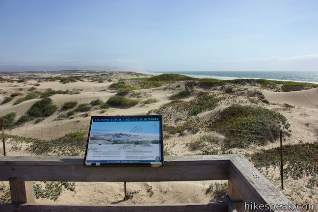 Oceano Dunes Viewpoint