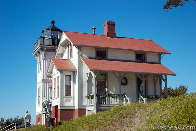 Point San Luis Lighthouse via Pecho Coast Trail in Avila Beach