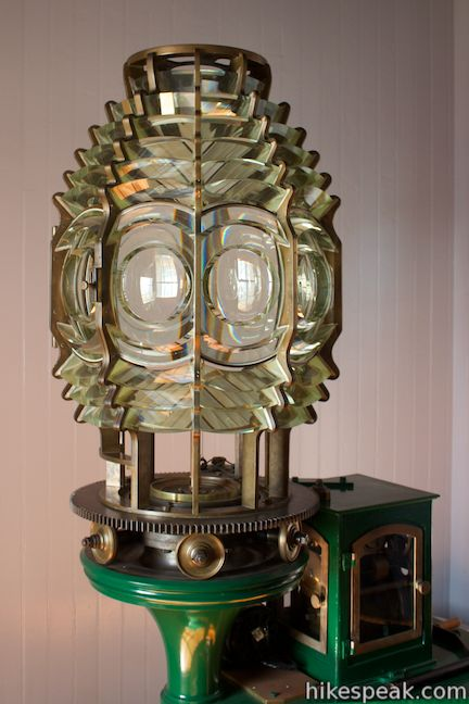 Point San Luis Lighthouse Fresnel Lens